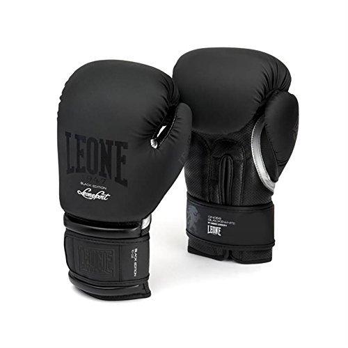 LEONE-1947-GN059-Gants-de-Boxe-Mixte-Adulte-Noir-10-oz-0