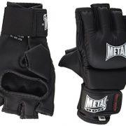 METAL-BOXE-Gants-de-combat-libre-Noir-Senior-0