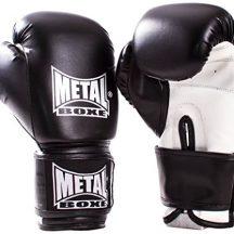 METAL-BOXE-MB200-Gants-de-boxe-Noir-12-oz-0