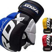 RDX-MMA-Gants-Maya-Hide-Cuir-Entrainement-Sparring-UFC-Art-Martiaux-Sac-De-Frappe-Combat-Kickboxing-0