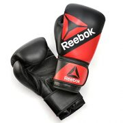 Reebok-Gants-de-Combat-en-Cuir-Gants-dentranement-de-boxe-RougeNoir-12oz-0-3