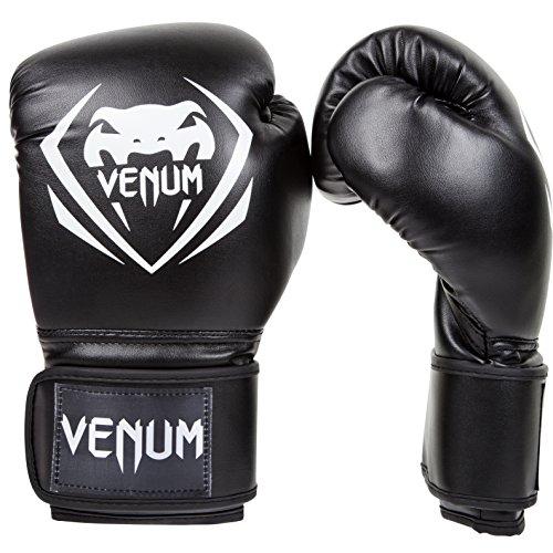 Venum-Contender-Gants-de-boxe-Mixte-Adulte-Noir-10-oz-0