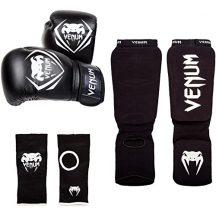 Venum-Contender-Kit-de-boxe-NoirBlanc-10-oz-0-2