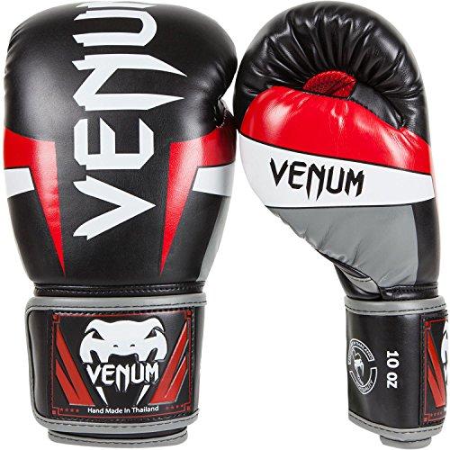 Venum-Elite-Gants-de-boxe-Noir-16-oz-0
