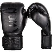 Venum-Gants-de-boxe-NoirNoir-Mat-12-oz-0