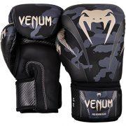 Venum-Impact-Gants-de-Boxe-Muay-Thai-Kick-Boxing-Camouflage-Sable-12-Oz-0-0