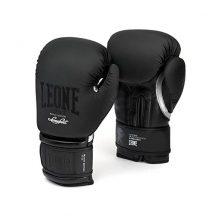LEONE-1947-GN059-BLACKWHITE-Gants-Boxe-noir-14-oz-0