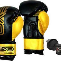 Grappling MMA Arts Martiaux Evo Gants int/érieurs en Gel pour Sac de Boxe