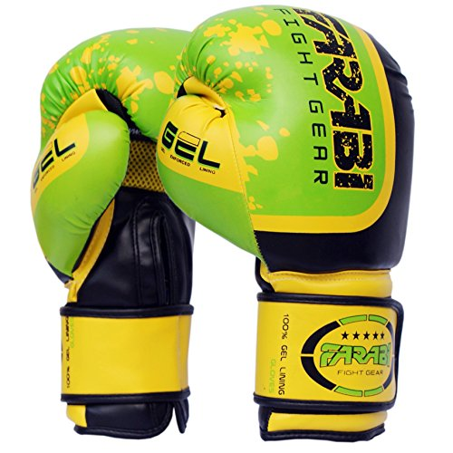 Farabi-Boxing-Gloves-for-Training-Punching-Sparring-Gloves-10oz-0