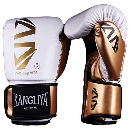 FitTrek-Gants-de-Boxe-pour-Entrainement-Gant-de-Sparring-Muay-Thai-Sac-Frappe-Entranement-Mitaines-Kickboxing-Fitness-Boxing-Gloves-pour-Femme-Homme-Enfant-0