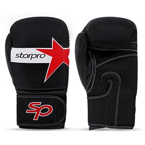 Strapro-Gants-de-Boxe-Muay-Thai-Bon-pour-Sparring-Kickboxing-Combats-Punching-Fitness-Exercice-Sac-Rsistant-Mitaines-Dentranement-10oz-12oz-14oz-16oz-Cuir-Synthtique-pour-Hommes-et-Femmes-0