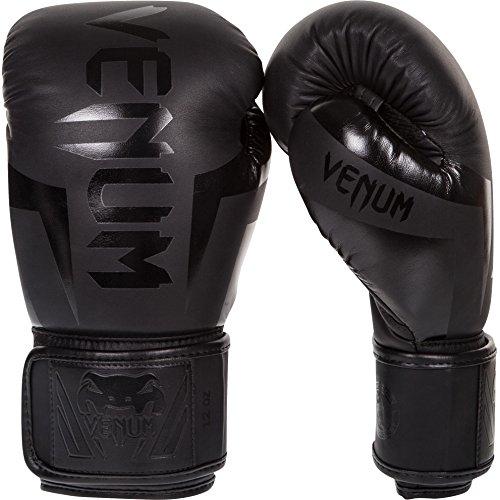 Venum-Gants-de-boxe-Neo-Noir-mattenoir-14-oz-0