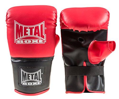 METAL-BOXE-Gant-DE-Sac-Mixte-Adulte-Rouge-SR-0